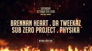 Baixar Inferno × October 6 × Music Dome | Official Teaser