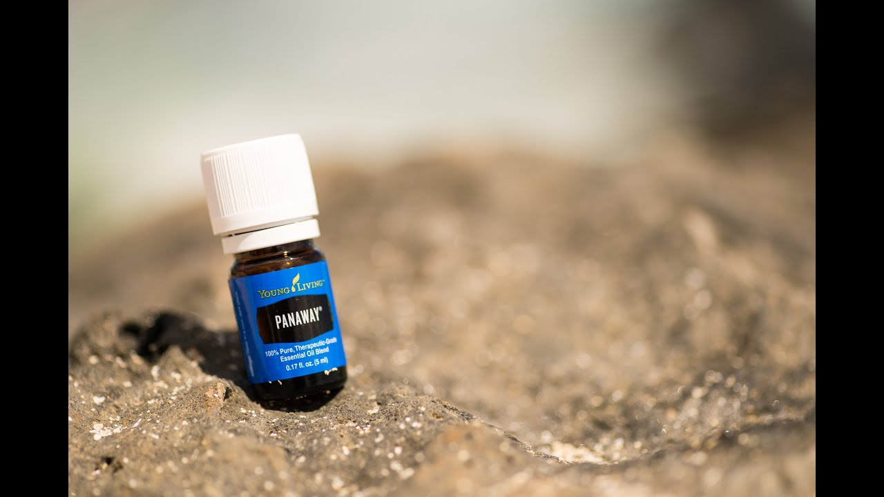 Panaway Essential Oil - Young Living - YouTube