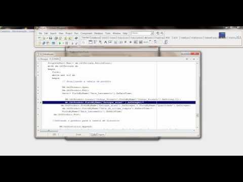 Dataset not not in edit or insert mode