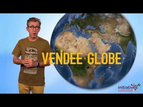 Le parcours du Vendée Globe expliqué par Jamy