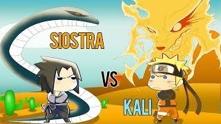KaLi vs Siostra! - Naruto Shippuden: Ultimate Ninja Storm 3