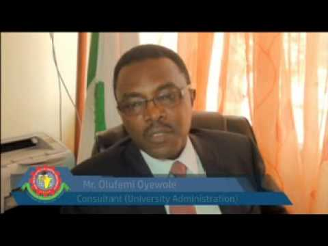 The West African Union University Video
