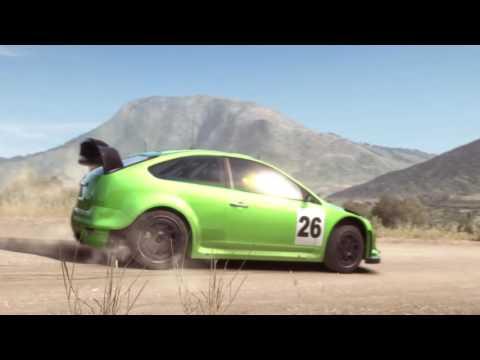 Dirt Rally championship - CZ/SVK Greece