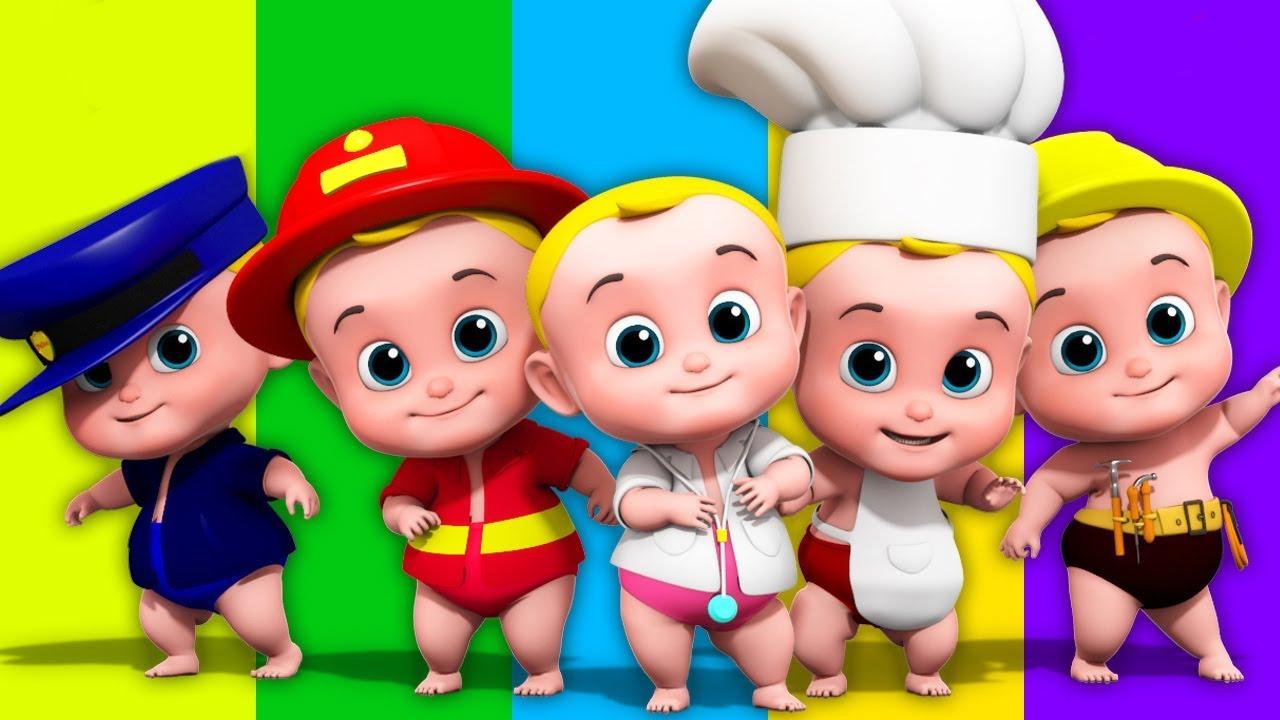 Download Kids Nursery Rhymes & Songs for Babies | Cartoon Videos for Children