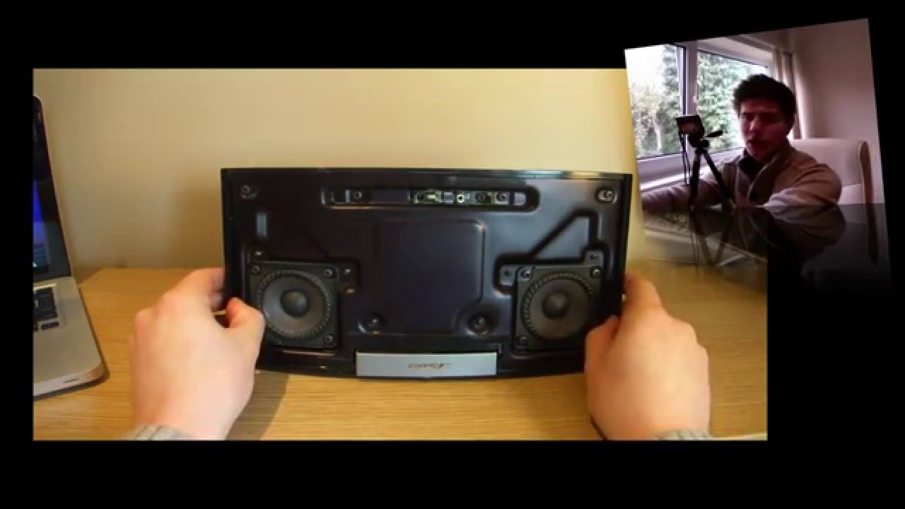 Bose Sound System >> Bose SoundDock Portable Review - YouTube