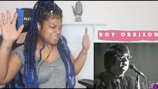 Roy Orbison - Running Scared from Black and White Night REACTION!!