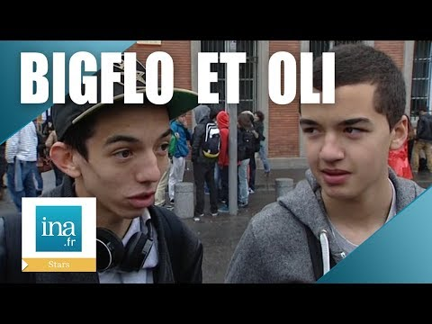 Bigflo et Oli, stars du lycée en 2012 | Archive INA