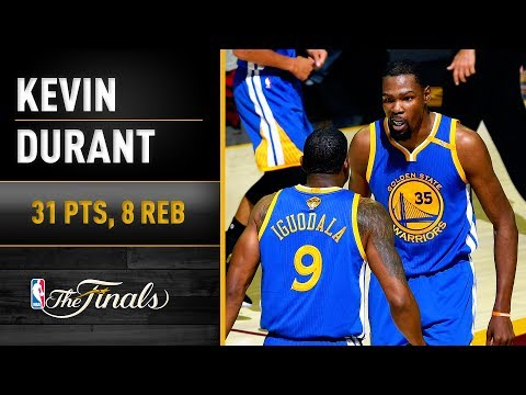 Kevin Durant's FULL Highlights From Game 3