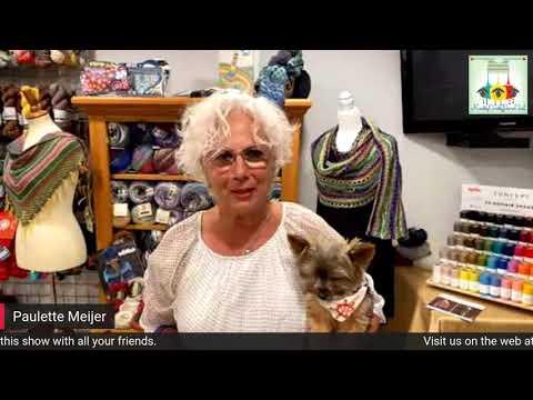KnittyGrittyYarnGirl Vogue Knitting Live day 3