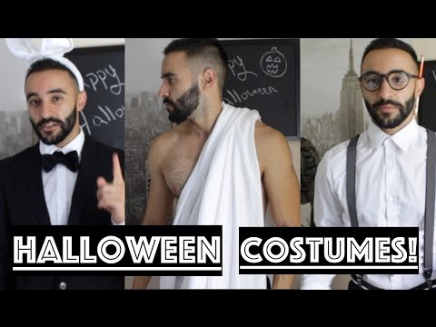 Halloween Costume Ideas for Guys for cheap!