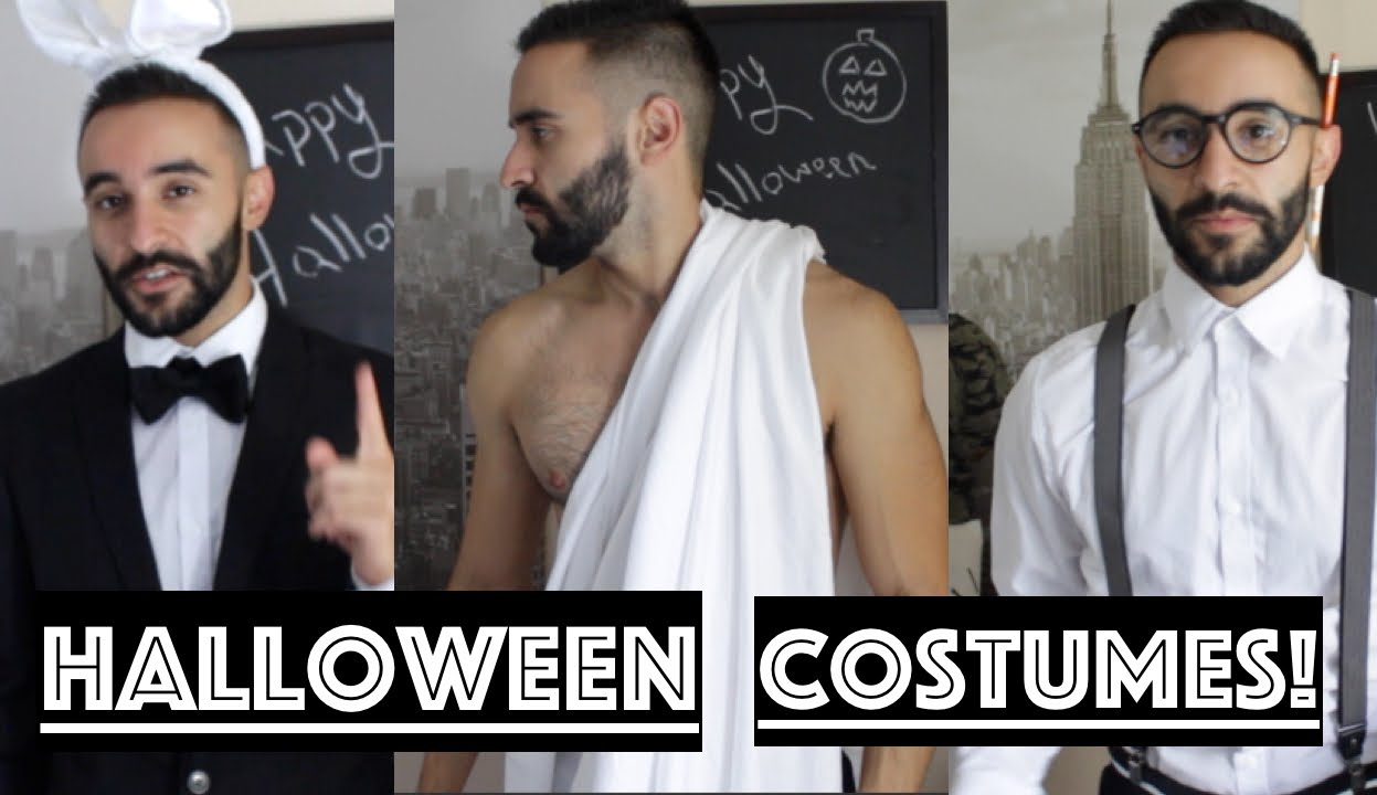 Halloween Costume Ideas for Guys for cheap!  sc 1 st  YouTube : cheap halloween costume for men  - Germanpascual.Com