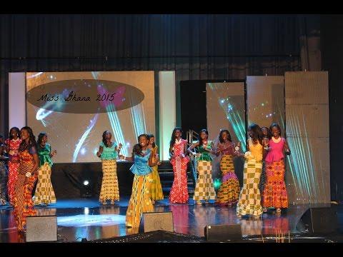 Miss Ghana 2015!!!