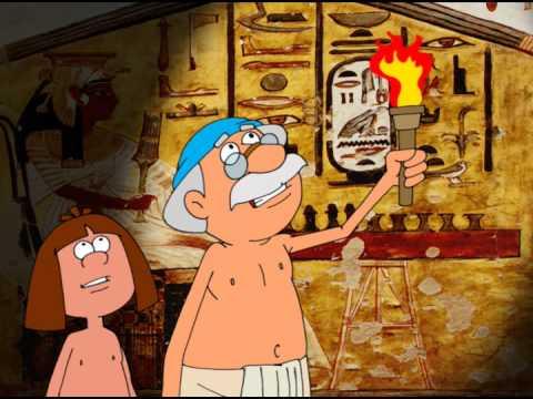 Др египет мультфильм