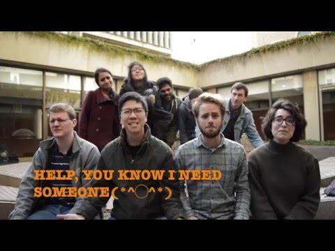 Music Video - Columbia Economics PhD Skit 2016