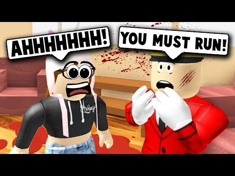 ESCAPE THE EVIL HOTEL IN ROBLOX! *RAGE QUIT*