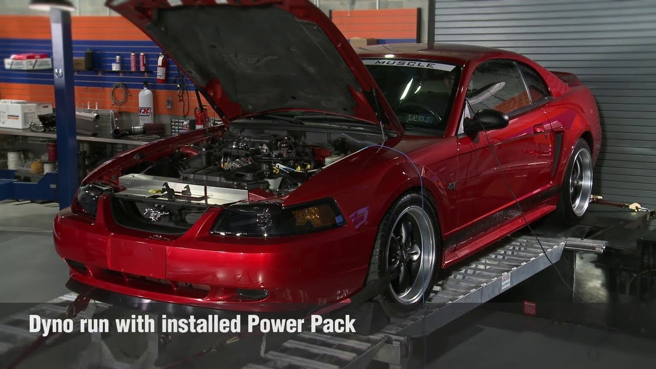 1999 2004 mustang gt power pack bolt on build ups youtube. Black Bedroom Furniture Sets. Home Design Ideas