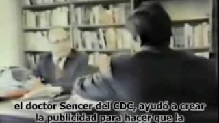 Vacuna de gripe porcina PELIGRO conspiración parte 2 de 2 subtitulos español NOM