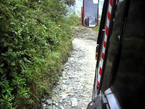 El barro (tramo de la vía Medellín-San Andrés de cuerquia)