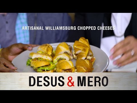 Chopped Cheeses with Tom Colicchio