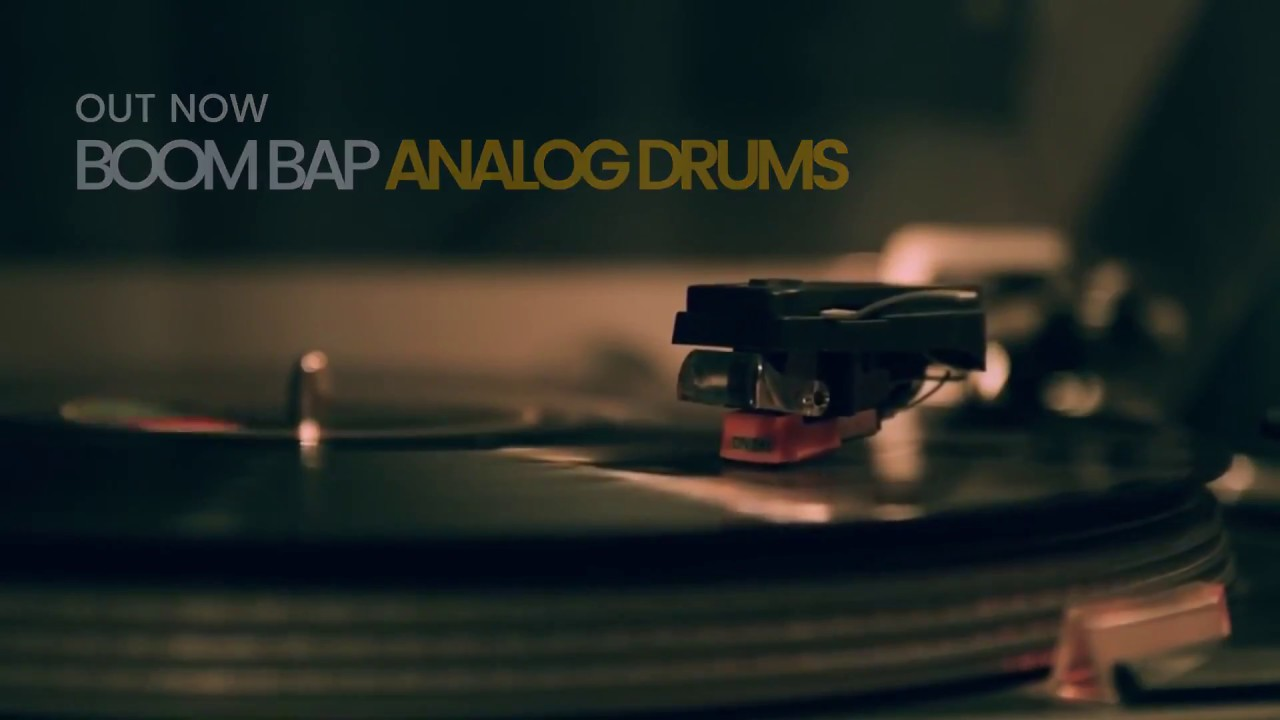 Boom Bap 90s Hip Hop Drum Samples Pack By BurghRecords
