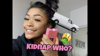 STORY TIME: ALMOST KIDNAPPED😨🚫