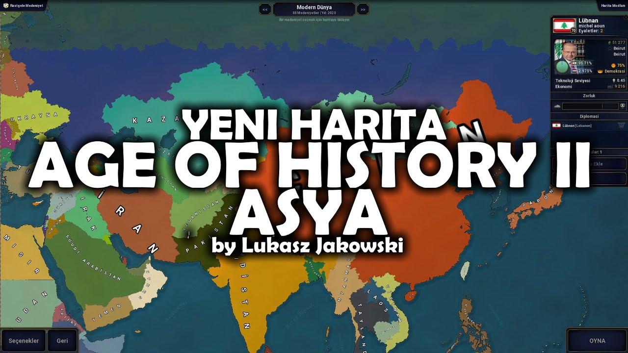 Age of Civilization 2: Turkey Annexed Eurasia !