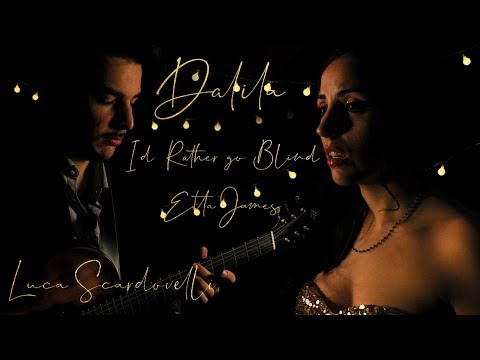 ETTA JAMES - I'd Rather Go Blind (Cover By Dalila)