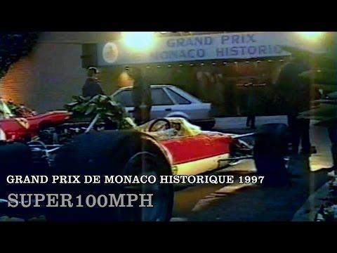 Grand Prix de Monaco Historique 1997