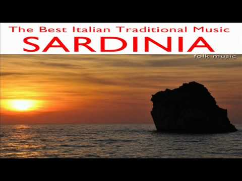 The Best Italian Folk Songs - Sardinia   Italian Music
