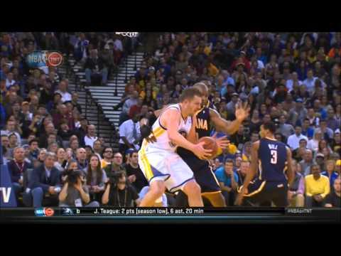 Warriors 2013-14 Season: Game 43 vs. Pacers