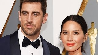 The Real Reason Olivia Munn And Aaron Rodgers B...