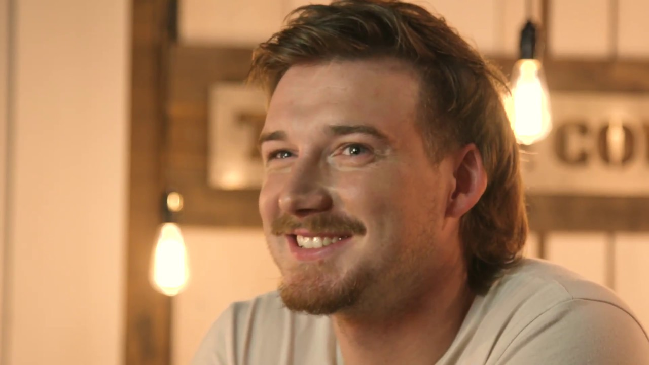 What S Up With Morgan Wallen S Mullet Youtube