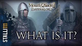 ►Mount & Blade II: Bannerlord | What is it?? (Introduction to Bannerlord)