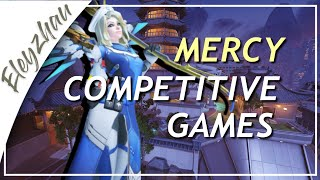 [Mercy Full Comp Games] Episode 10 (Lijiang Tower): Pocket (Overwatch)