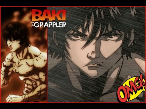 New Grappler Baki OVA 2016