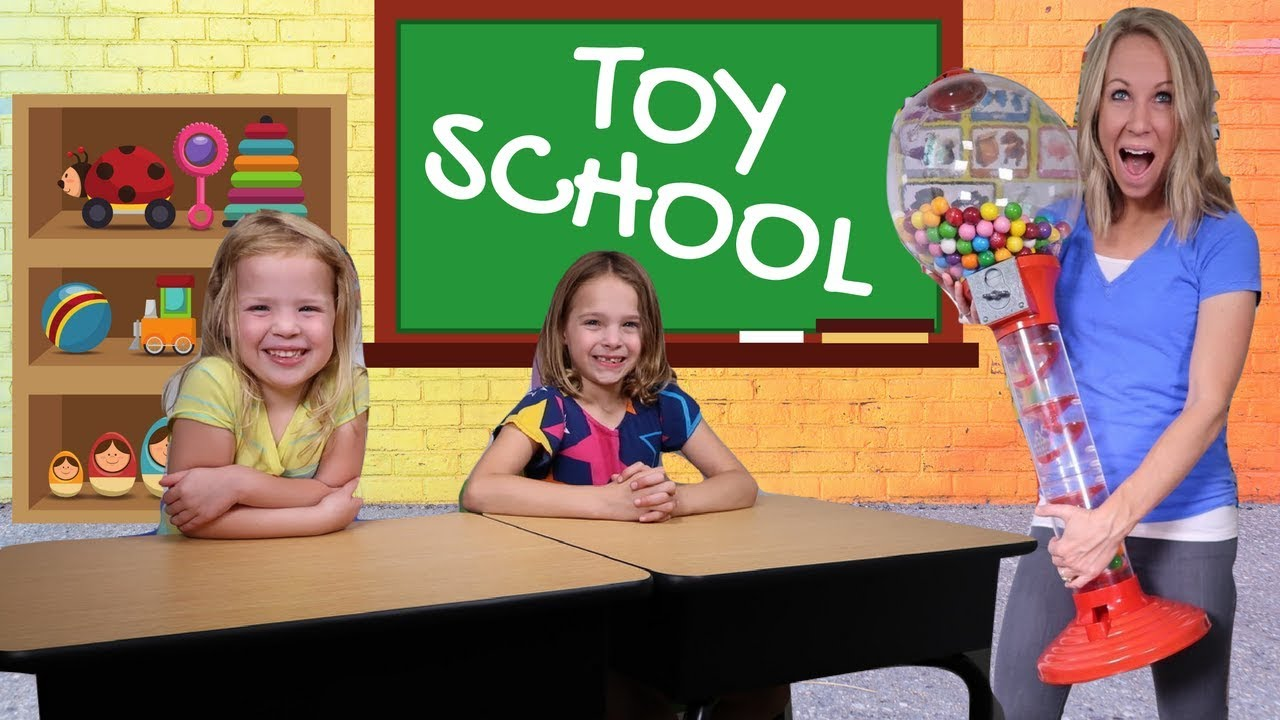 Toys For School : Fake toy school crazy candy day prank toys r us worker