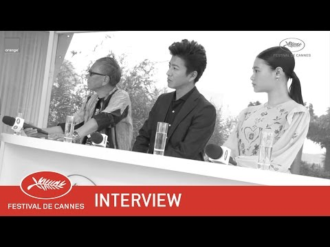 MUGEN NO JÜNIN - Interview - EV - Cannes 2017