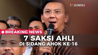 Video 7 Saksi Ahli di Sidang Ahok ke-16 - Breaking News download MP3, 3GP, MP4, WEBM, AVI, FLV Juni 2017