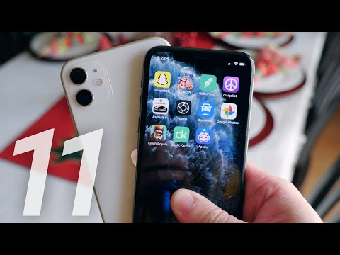 Top 11 IPhone 11 Apps & Games!