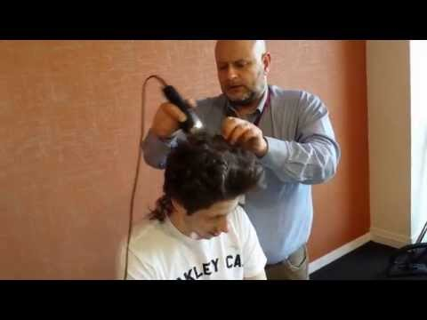 Shaving my hair for charity - OneSight