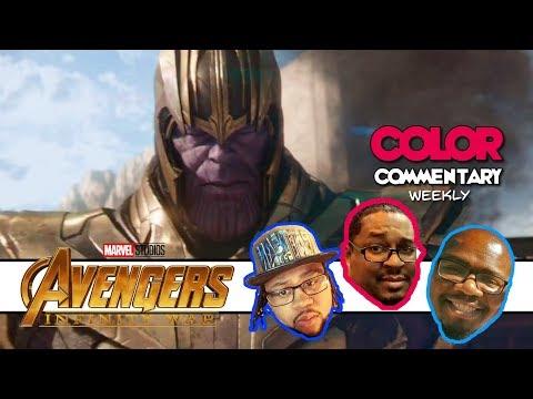Infinity War Predictions