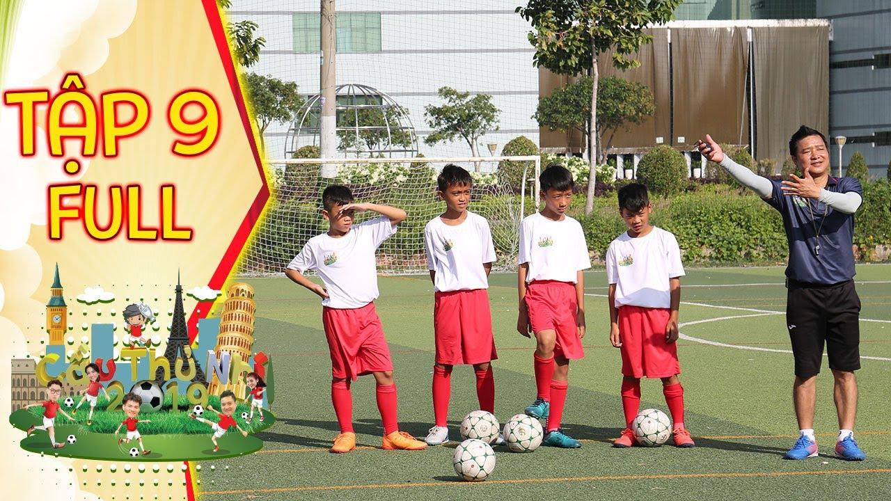 HVL Hồng Sơn nở mặt khi các học trò thi đấu quá tốt trong trận đấu đầu tiên |Cầu Thủ Nhí 2019| Tập 9