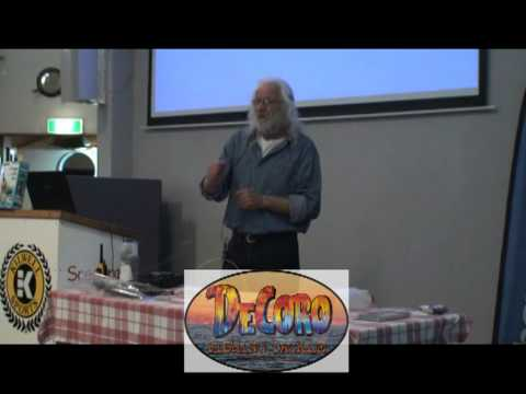 Geoff Stone Talks About Day Time Swordfishing in New Zealand