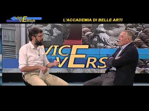 Viveversa 13 settembre 2016   L'ACCADEMIA DI BELLE ARTI