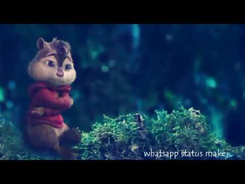 WhatsApp status chipmunks special with hindi song