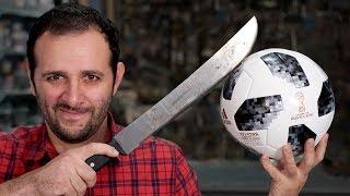 O que tem dentro da bola oficial da Copa 2018? #OQueTemDentro