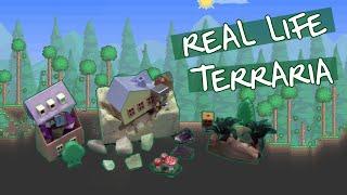 real life terraria!