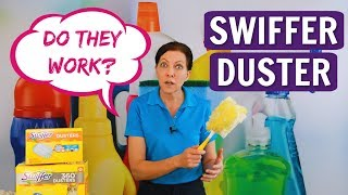 Swiffer Duster 360 Product Review - Do They Work?