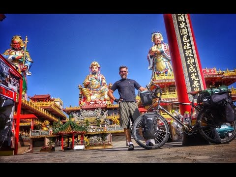 Taiwan Cycle Tour: Day 22