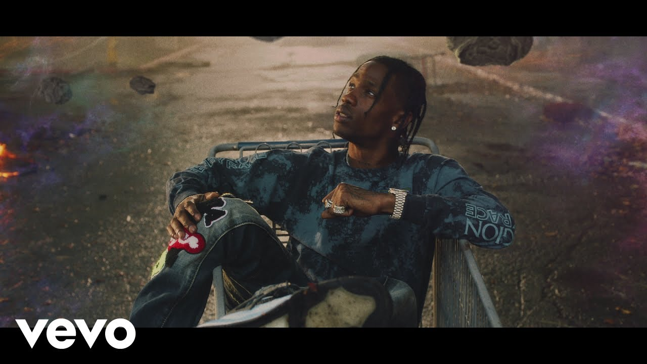 Download Travis Scott - ASTROWORLD TRAILER (STARGAZING)